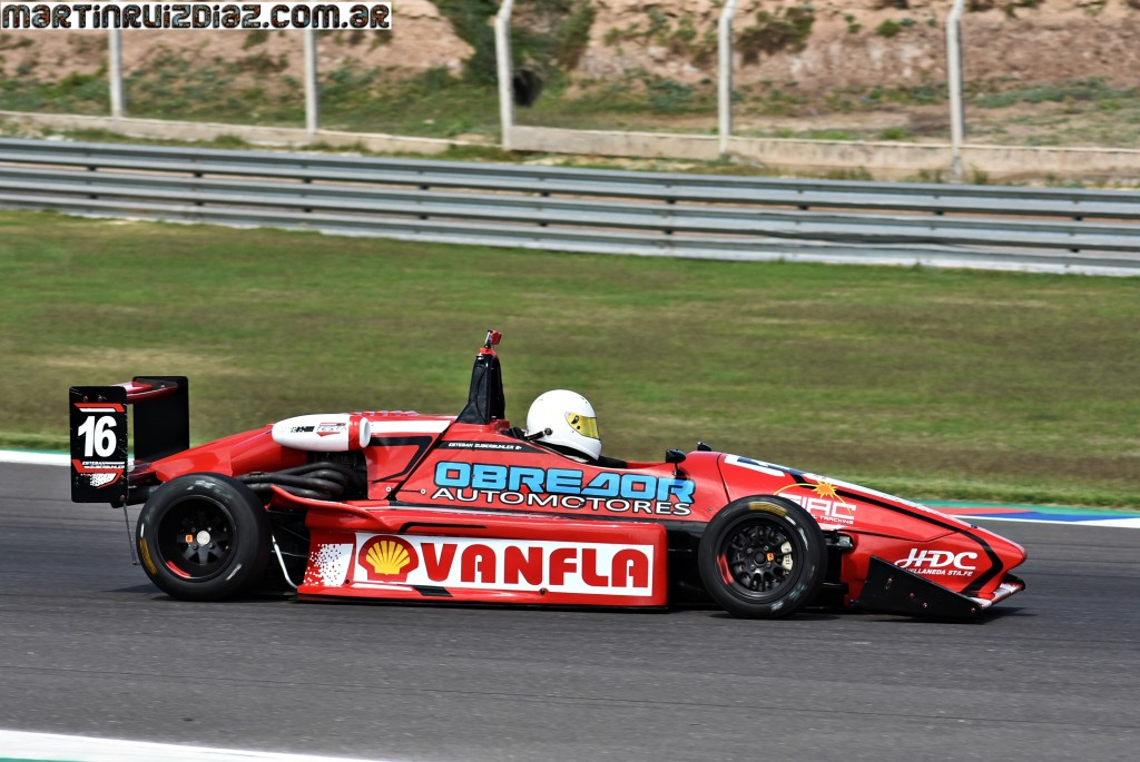 FORMULA 3 SANTAFESINA - Hablamos con Esteban Zuberbuhler en la previa al inicio del campeonato