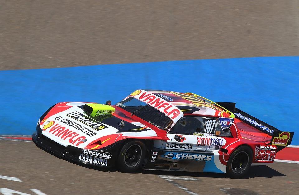 TC PISTA - Ricardo Degoumois: vamos a Neuquen con mejoras en el motor