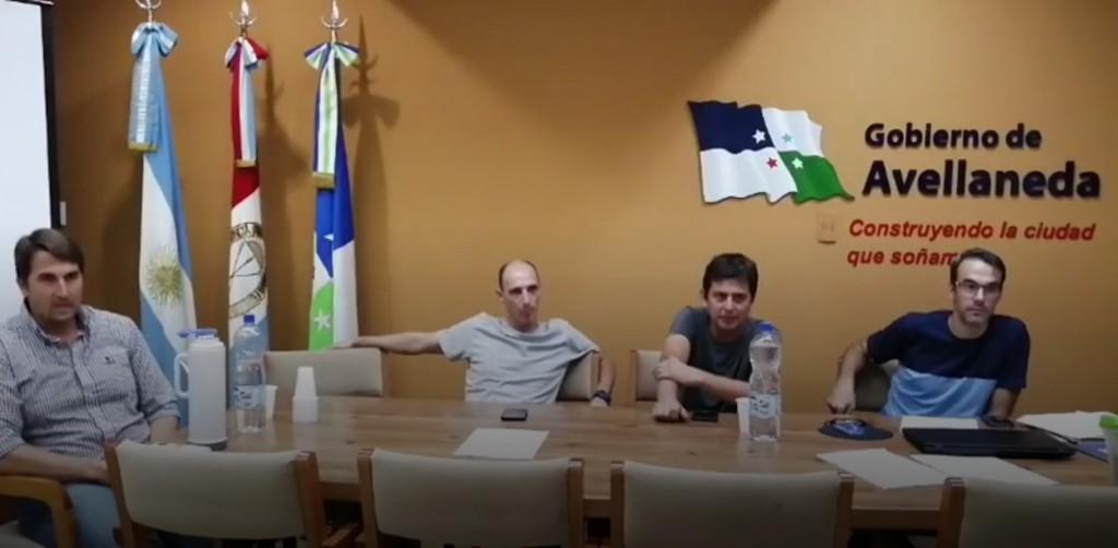AKNS - JUAN PABLO BASABILBASO CONTINÚARA COMO PRESIDENTE