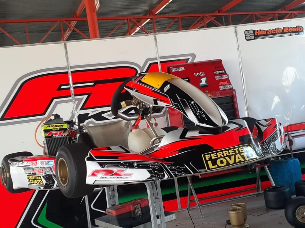 ROTAX BUENOS AIRES: Giuliano Pereson arranca el 2020 en Zarate.