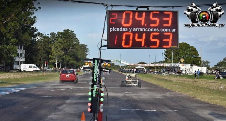 Este sábado inicia la temporada 2020 de picadas en la recta del Reconquista Auto Club