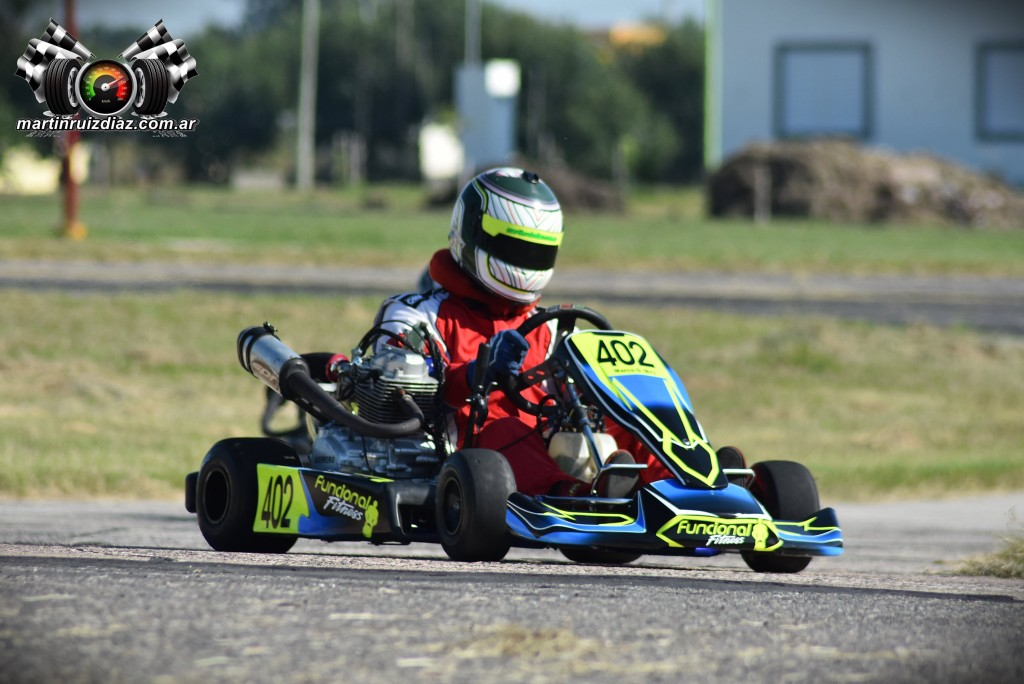 KARTING NORESTE SANTAFESINO - Serie única 150 senior en video