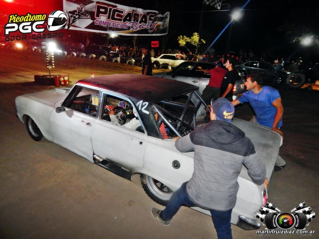 PICADAS - Gdor Crespo fue una fiesta