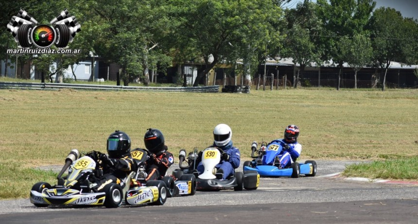 KARTING NORESTE SANTAFESINO - video serie única 150 Junior