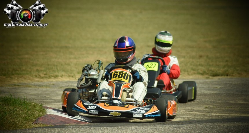 KARTING NORESTE SANTAFESINO - Serie unica 150 PRO en video