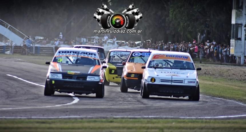 MONOMARCA FIAT - Paso la primera competencia del año