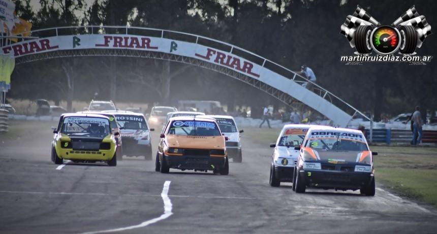 MONOMARCA FIAT - Video de la primera final del año