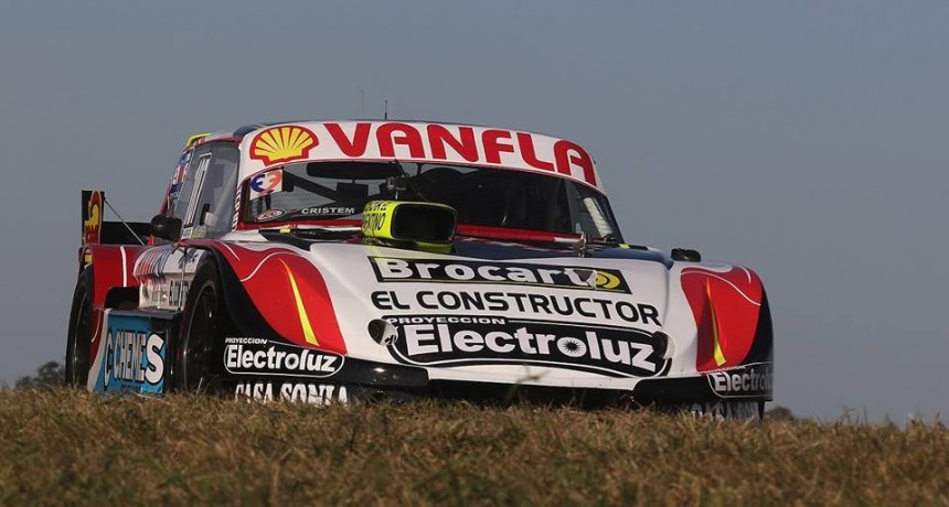 TC PISTA - Ricardo Degoumois undécimo en la tercera competencia del año