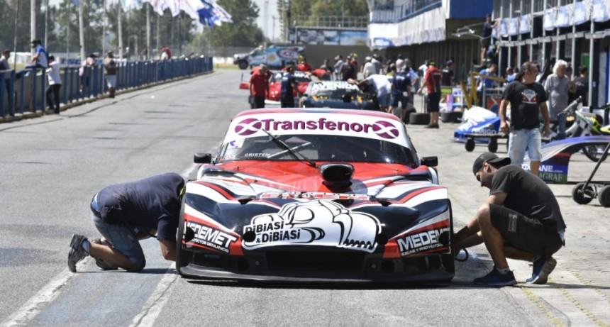 TC MOURAS: fin de semana complicado para el piloto de Romang Franco Passarino