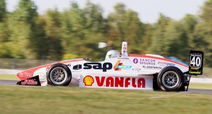 FORMULA 3 METROPOLITANA: Dos roturas de motores hicieron un fin de semana complicado para Gaspar Chansard