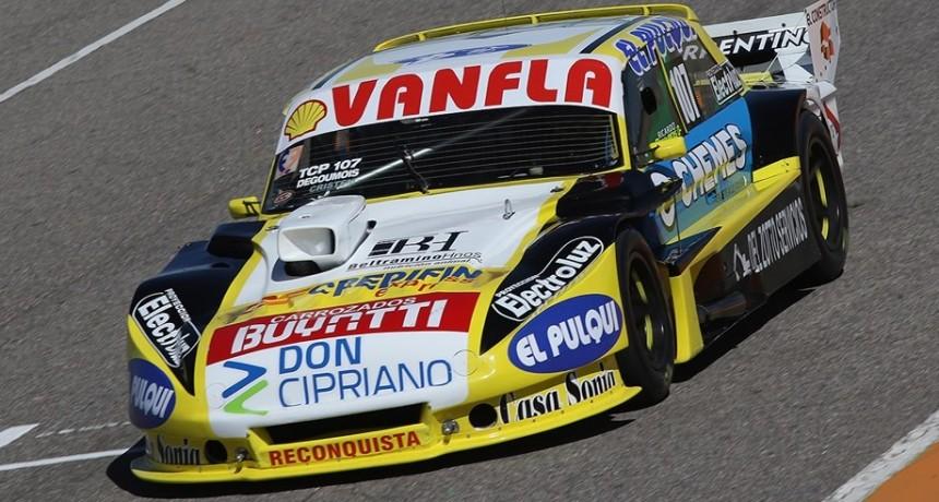 TC PISTA - VICTORIA DE RICARDO DEGOUMOIS EN LA SEGUNDA SERIE