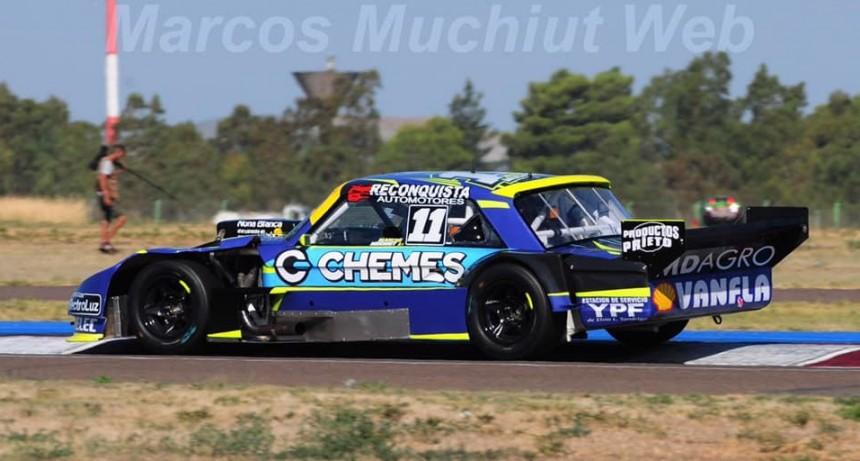 TC PISTA - Marcos Muchiut espera que la suerte cambie en Rosario