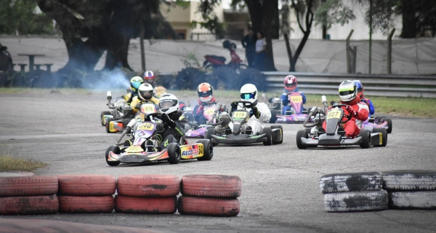 KARTING NORESTE SANTAFESINO - Fecha 3 - Video FINAL 150 PRO
