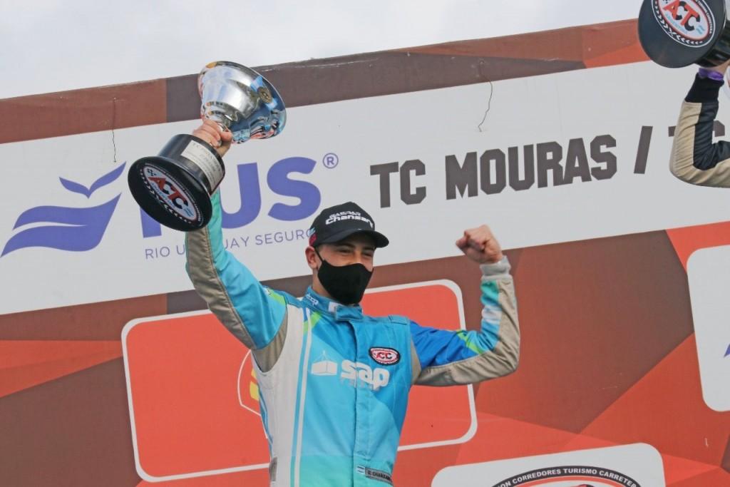 TC PISTA MOURAS - GASPAR CHANSARD VOLVIÓ AL PODIO !!!