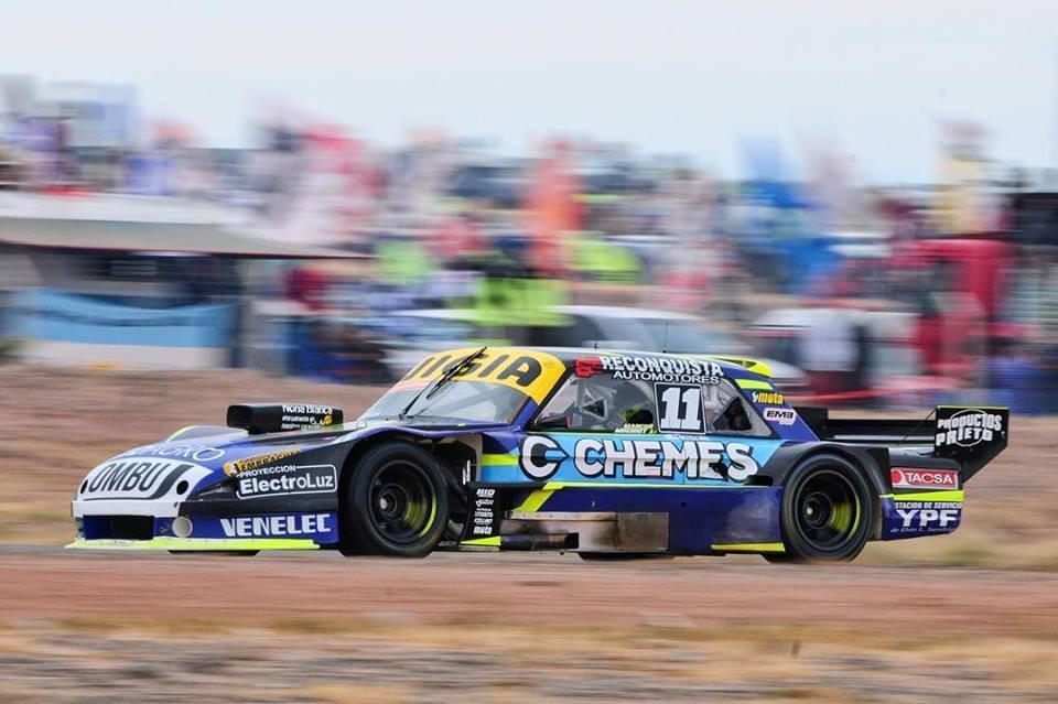 TC PISTA - Marcos Muchiut: con cambios en su auto encara la fecha en Concordia