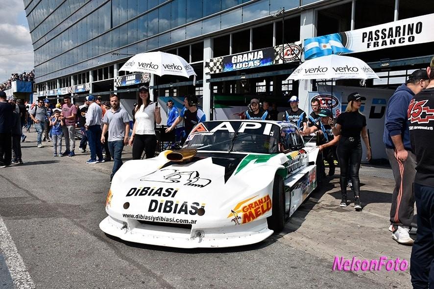 TC PISTA MOURAS - Pese a un fin de semana complicado, Passarino se ubico décimo.