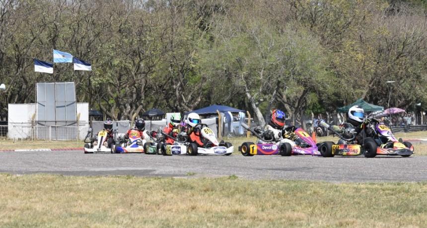 KARTING NORESTE SANTAFESINO - Se definen los campeonatos este fin de semana.