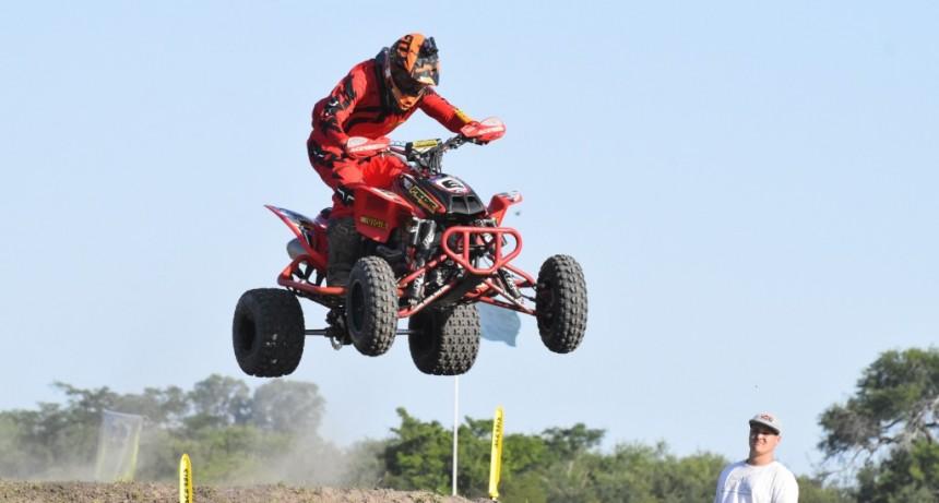 MX del NEA - Fede Alvira no pudo traerse los campeonatos al norte santafesino.