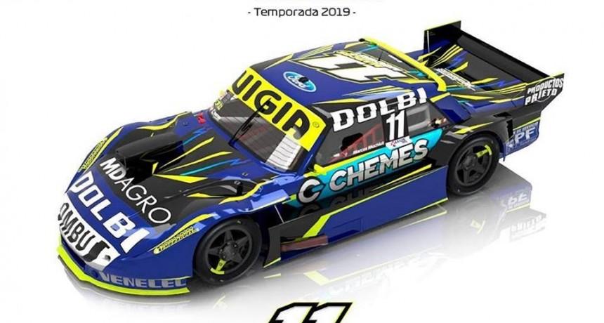 TC PISTA - CHARLA CON MARCOS MUCHIUT Y PRESENTACIÓN DE SU NUEVO FORD PARA ESTE 2019
