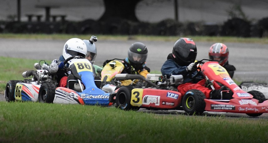 KARTING NORESTE SANTAFESINO - fecha 3 - Video FINAL 110 ESCUELA