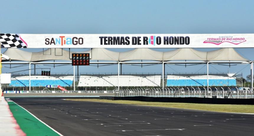 TC PISTA - Termas de Rio hondo, el destino de los pilotos del norte este fin de semana