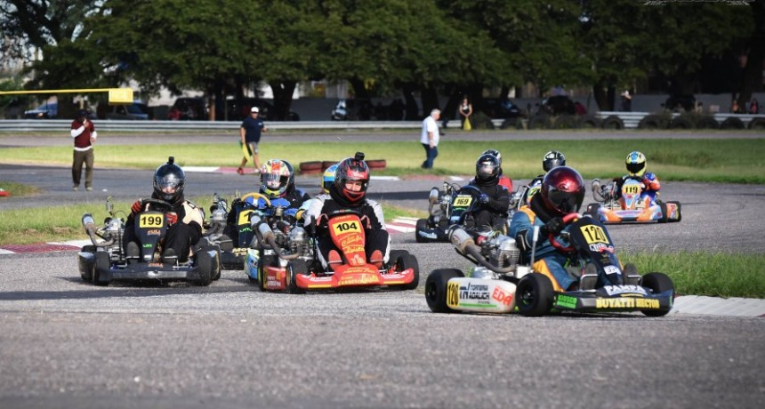 KARTING NORESTE SANTAFESINO - Este fin de semana vuelven a pista para disputar la quinta fecha