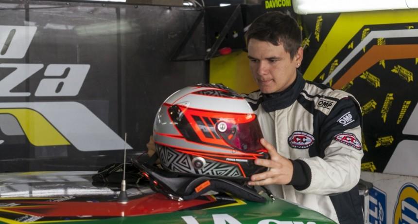 TC PISTA MOURAS - Franco Passarino regresa a las pistas.