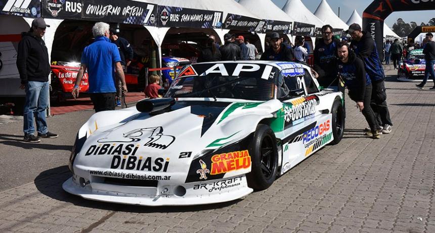 TC PISTA MOURAS - Franco Passarino: las carreras no se las gana en la curva 1