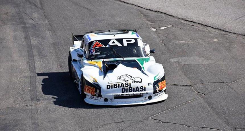 TC PISTA MOURAS - Passarino ya en el autodromo de La Plata listo para una nueva competencia