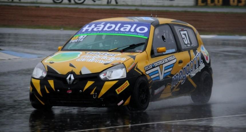 TURISMO PISTA - Gaston Prieto finalizo en el puesto 16 en Concordia
