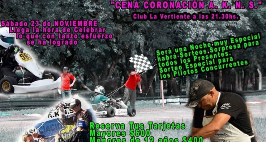 KARTING NORESTE SANTAFESINO - El karting cierra su año con la gran cena coronación este sábado 23 de Noviembre.